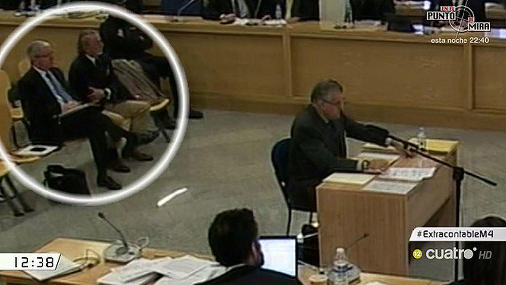 Lo que el ojo no vio en la declaración de Luis Bárcenas ante el juez