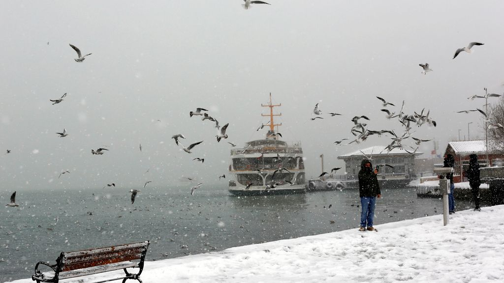 Nevada en Estambul