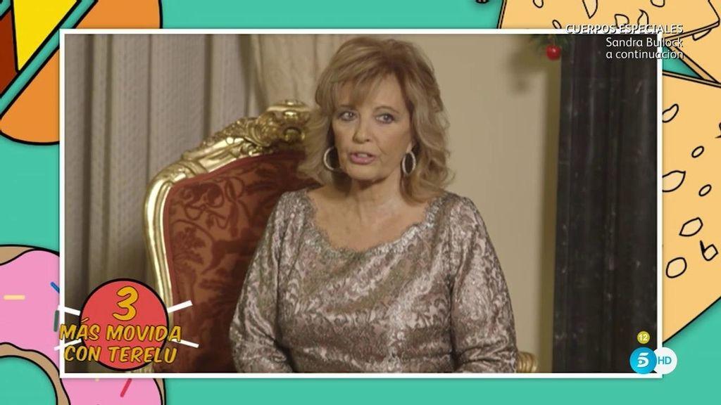 El Top 5 de los enfados de Mª Teresa: del cántico 'interruptus' a la movida con Mila