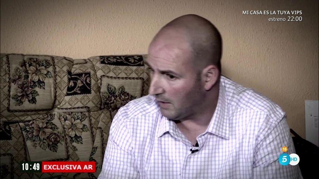 'AR' entrevista en exclusiva al hombre que destapó el caso Yéremi