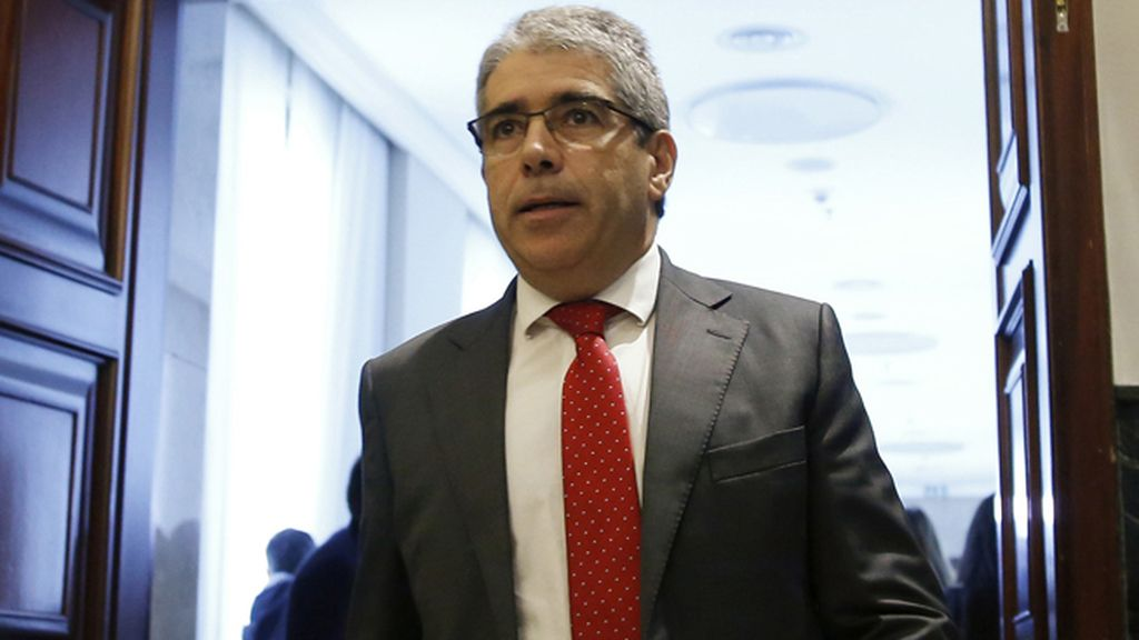"""Homs: """"No pienso apartarme porque lo diga la Fiscalía. Seguiré haciendo política"""""""