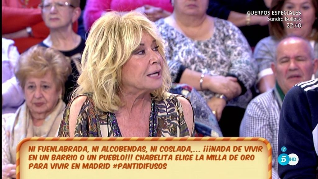 "Mila Ximenez: ""Creo que Dulce vuelve a la vida de Chabelita Pantoja"""