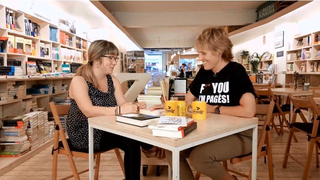"""Marta: """"Me encantaban los libros de amor hasta que leí 'Sorry', un thriller psicológico"""""""