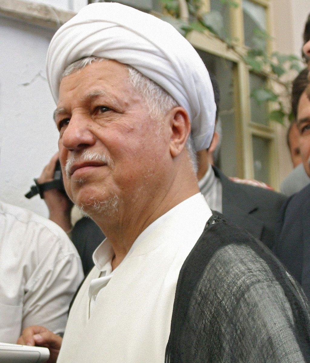 Akbar Hashemi Rafsanyani