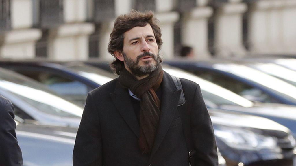Oleguer Pujol testifica ante el juez de la Mata en la Audiencia Nacional