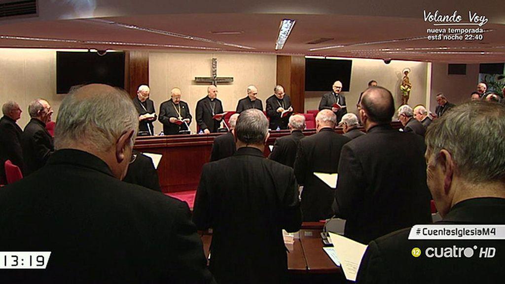 El Tribunal de Cuentas no fiscalizará lo que la Iglesia recibe del Estado
