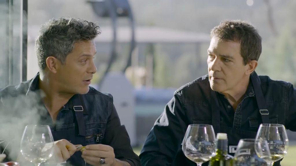 La anécdota de Alejandro Sanz y Antonio Banderas en los atentados del 11-S