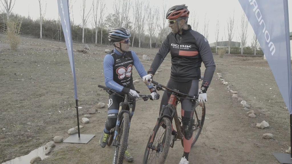 Rafa Lomana supera el reto de Carlos Coloma con sufrimiento… y 'algo' de ventaja
