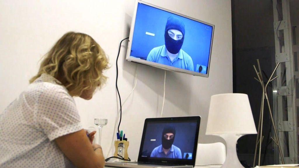 Un preso chileno explica cómo se traman los secuestros virtuales en la cárcel