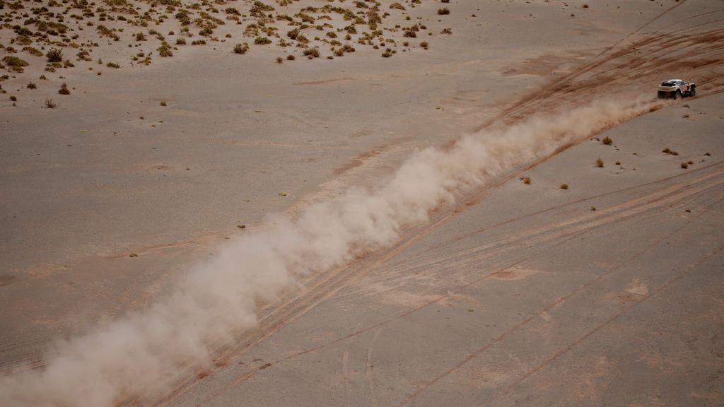 El Rally Dakar en estado puro