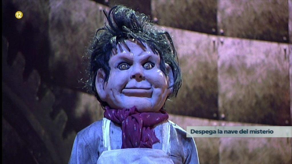 Por qué nos dan miedo algunos muñecos? Este domingo en \'Cuarto Milenio\'