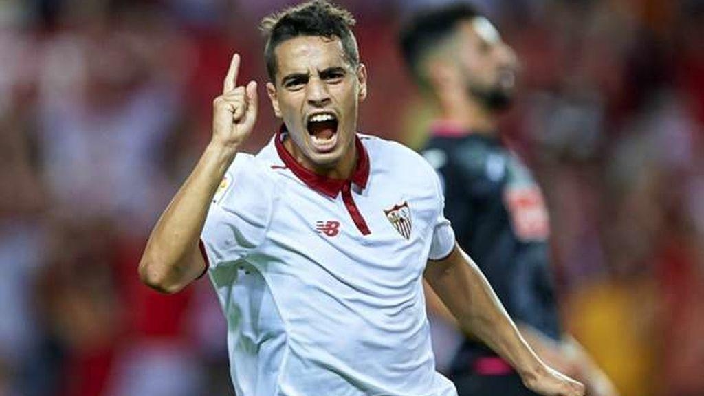 Wissam Ben Yedder,Sevilla