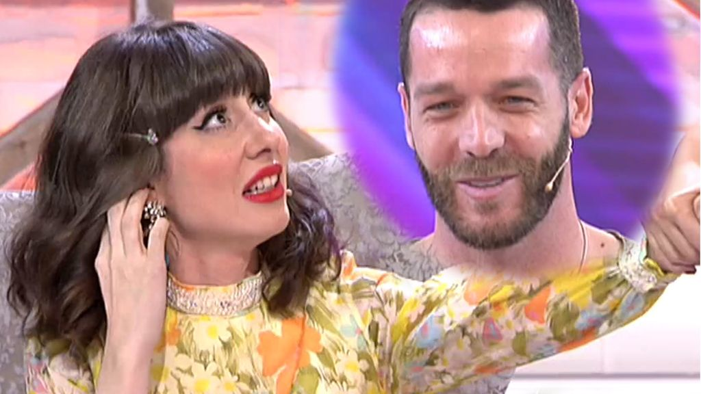 "Leo conquista a Natalia Ferviú: ""¿Te vienes a mi camerino?"""