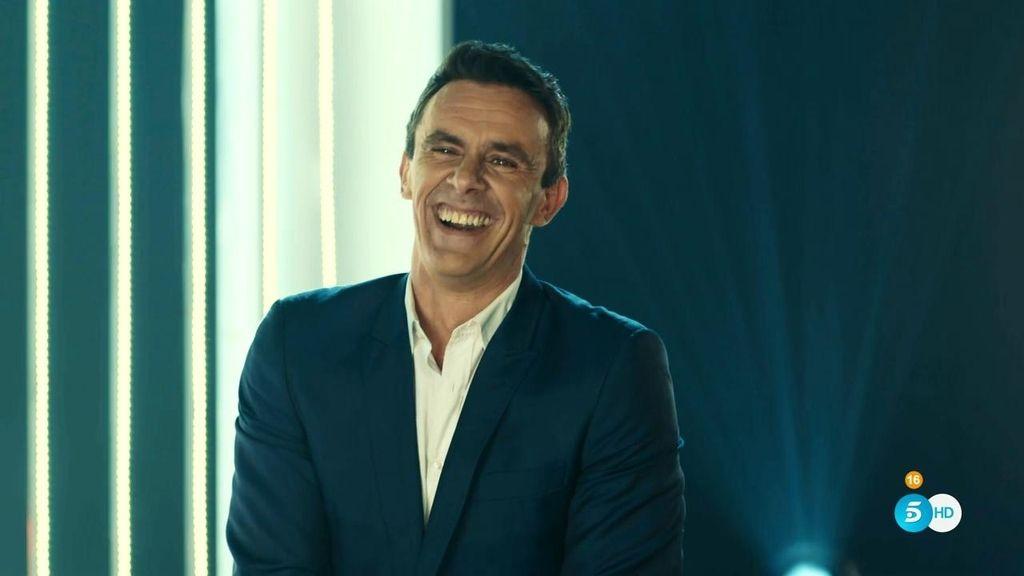 Alonso Caparrós, un presentador que causará 'furor' en la casa de 'Gran Hermano VIP'