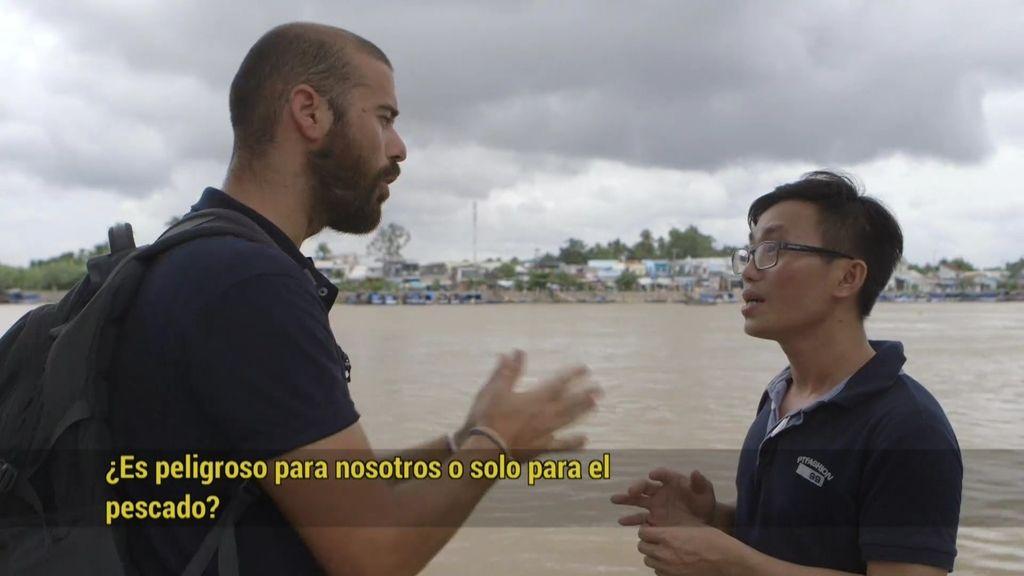 Un experto alerta del uso de antibióticos en las piscifactorías vietnamitas