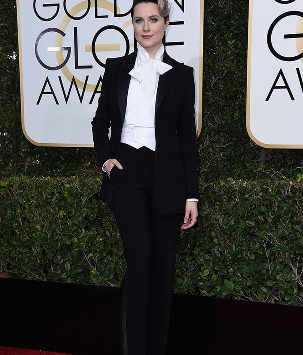 Evan Rachel Wood vestida de Altuzarra