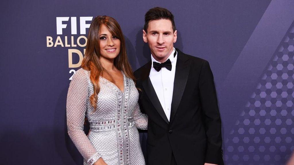 Leo Messi, Cristiano Ronaldo, The Best