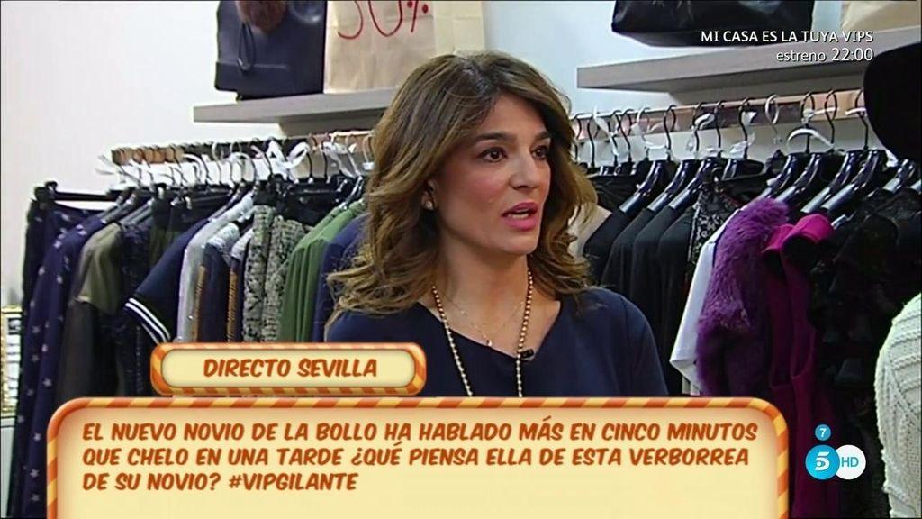 """Raquel Bollo: """"Estoy bien y estoy tranquila"""""""