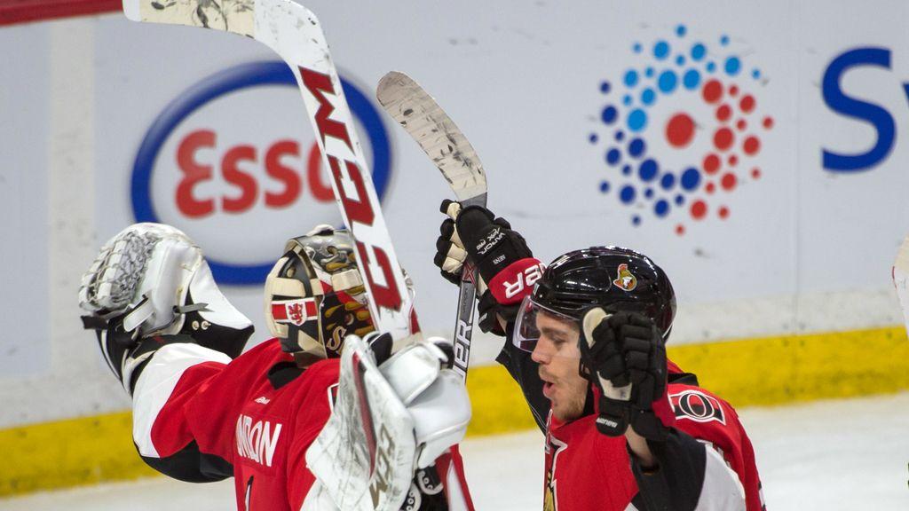 Ottawa Senators ofrece espectáculo en la NFL