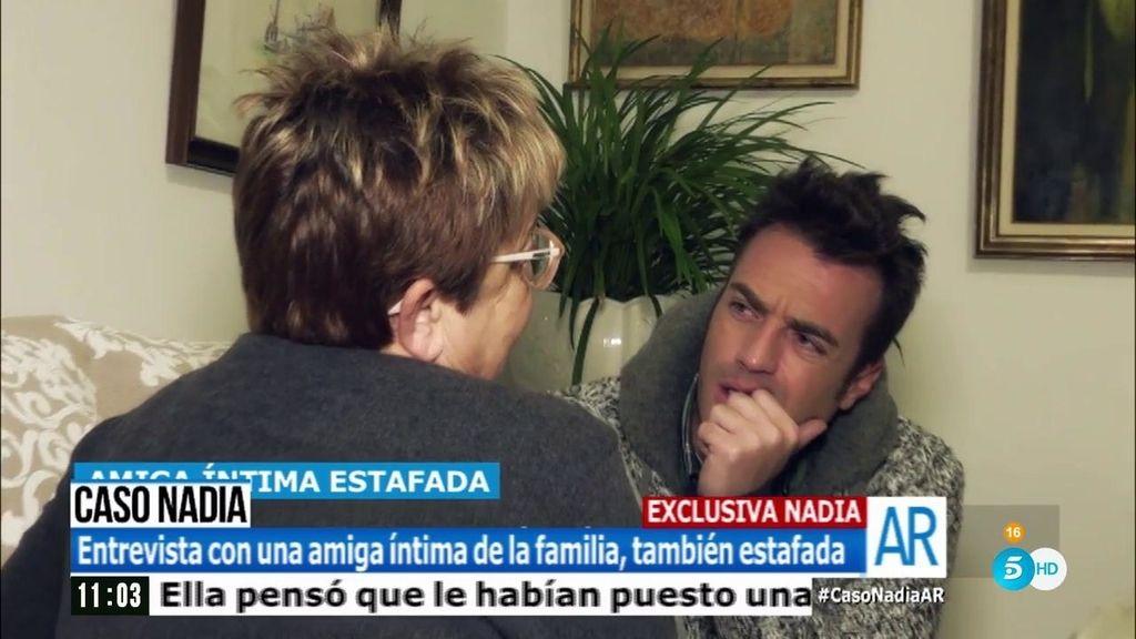 """Amiga familia Nadia: """"No creo que las fotos sean para el seguimiento médico de la niña"""""""