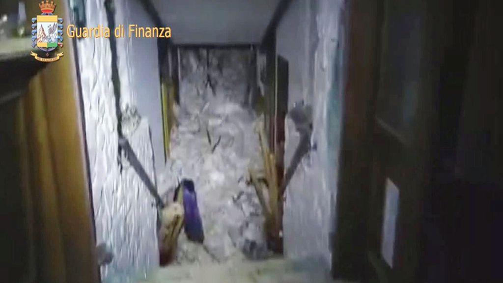 Primeras imágenes del hotel por dentro