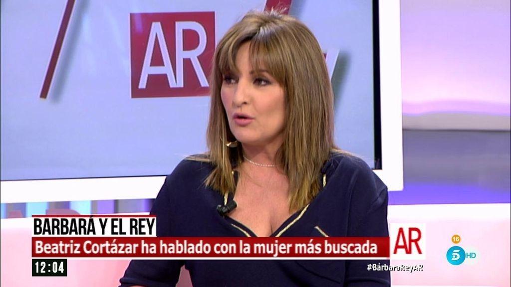 """Cortázar: """"Bárbara Rey me ha dicho que va a guardar silencio"""""""