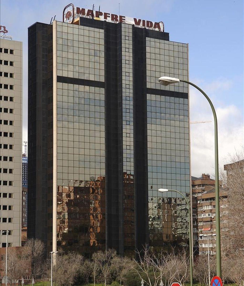 Mapfre anunció hoy un acuerdo para adquirir a la compañía Munich Re el 19,9 por ciento que posee en la aseguradora maltesa Middlesea Insurance y que convertirá al grupo español en el principal accionista de esta entidad, con una participación del 50,98 por ciento. EFE/Archivo