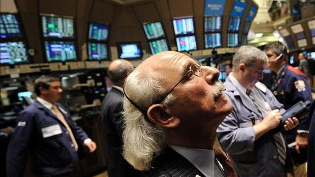 El índice compuesto del mercado Nasdaq subió el 1,19% (26,96 puntos) y se instaló en 2.296,43 unidades, y acumula una ganancia del 1,2% en lo que va de este año. EFE/Archivo