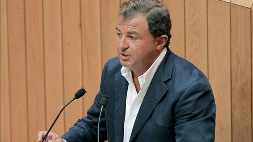 El conselleiro de Economía, Javier Guerra. EFE/Archivo
