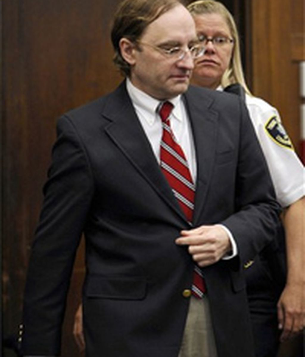Christian Gerhartsreiter se hace llamar Clark Rockefeller. Foto: AP.