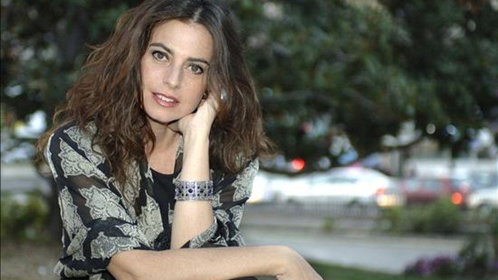 """La actriz Lola Baldrich, una de las actrices protagonistas de la obra """"Celebración"""". EFE/Archivo"""
