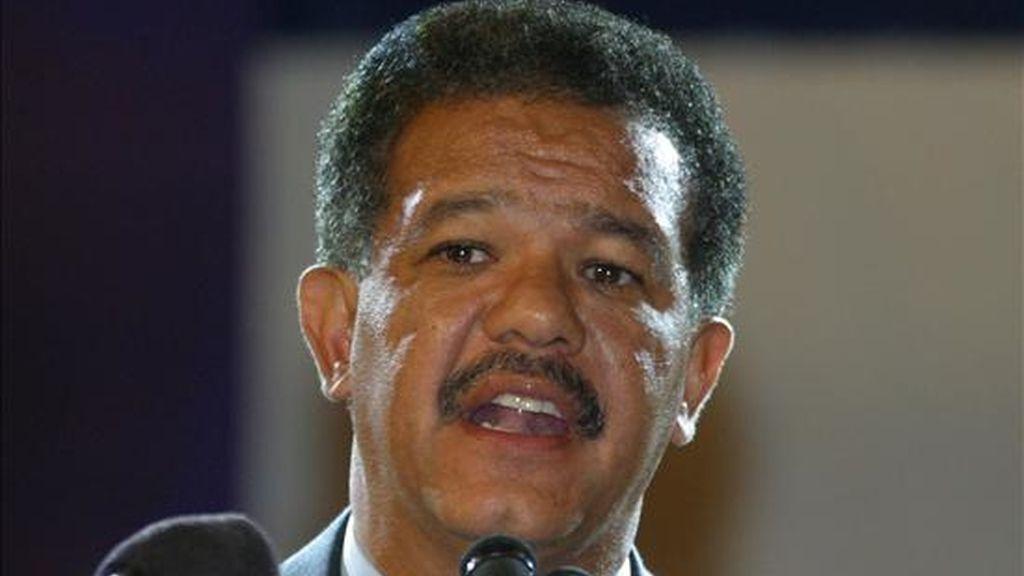 El presidente dominicano tiene prevista su llegada a EE.UU. el próximo sábado, cuando en Nueva York mantendrá varios encuentros de carácter privado. EFE/Archivo