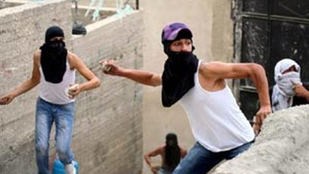 Disturbios en Jerusalén. Vídeo: Informativos Telecinco.