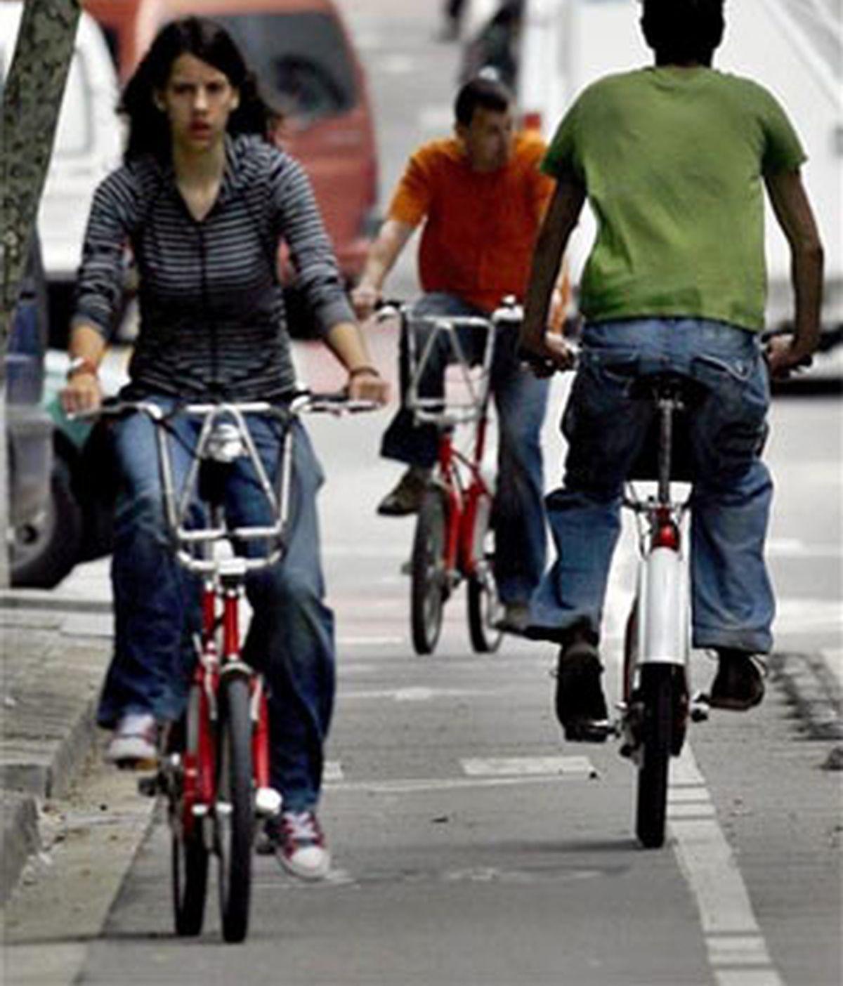 """Este domingo la fiesta de la bici llevará a todos los que se """"arranquen"""" a una ruta de 14 kilómetros por las zonas más emblemáticas de la ciudad."""