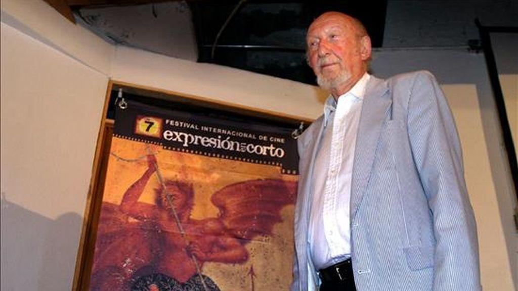 """En 1961 fue candidato a la Palma de Oro del Festival de Cine de Cannes por """"Hoodlum Priest"""" (1961) y en 1977 fue candidato al premio Emmy por su dirección en el filme para televisión """"Raid on Entebbe"""" (1976). EFE/Archivo"""