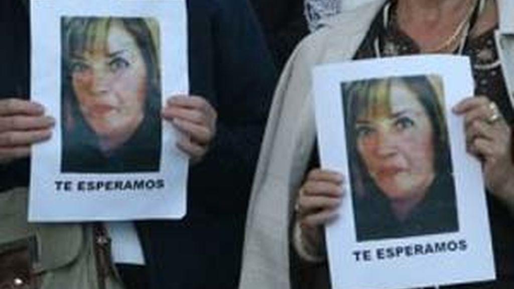 María Ángeles Germán desapareció el 9 de agosto.