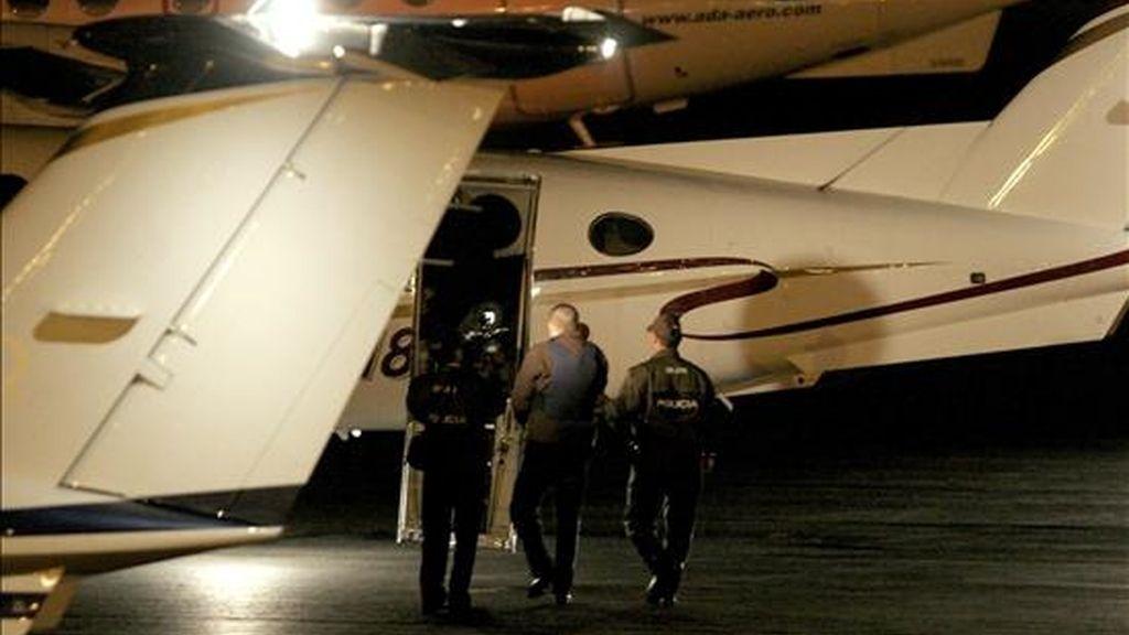La sala penal de la CSJ dio su visto bueno a la extradición de Acosta, capturado en octubre de 2008 por ser miembro de una poderosa red que tenía nexos con la Oficina de Envigado, la más grande organización del narcotráfico de Colombia. EFE/Archivo