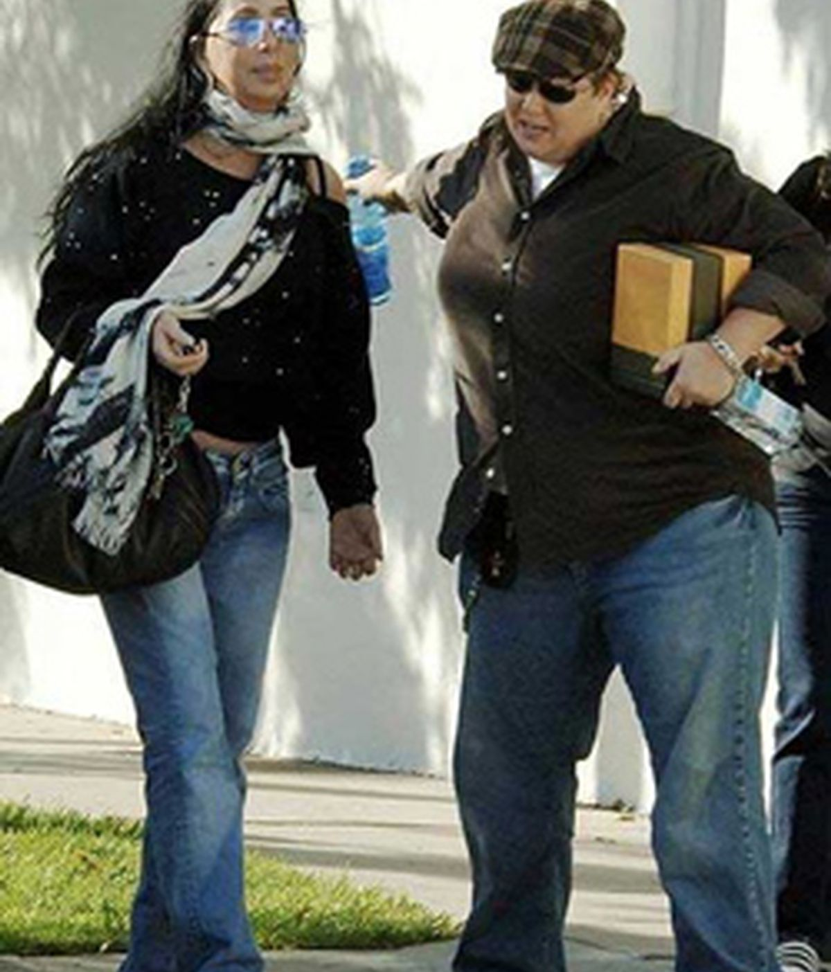 Chastity Bono, hija de la cantante Cher se someterá a la cirugía para cambiarse de sexo. Foto: Archivo.