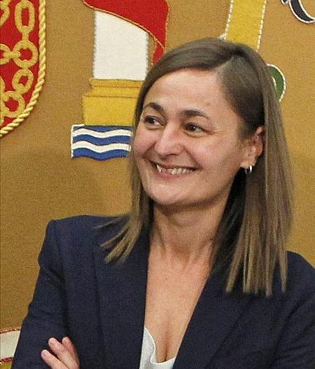 En la imagen, la secretaria de Estado de Empleo, María Luz Rodríguez. EFE/Archivo