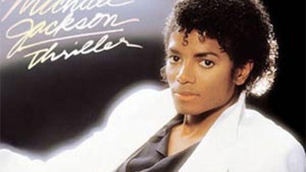 'Thriller' es el álbum más vendido de la historia.