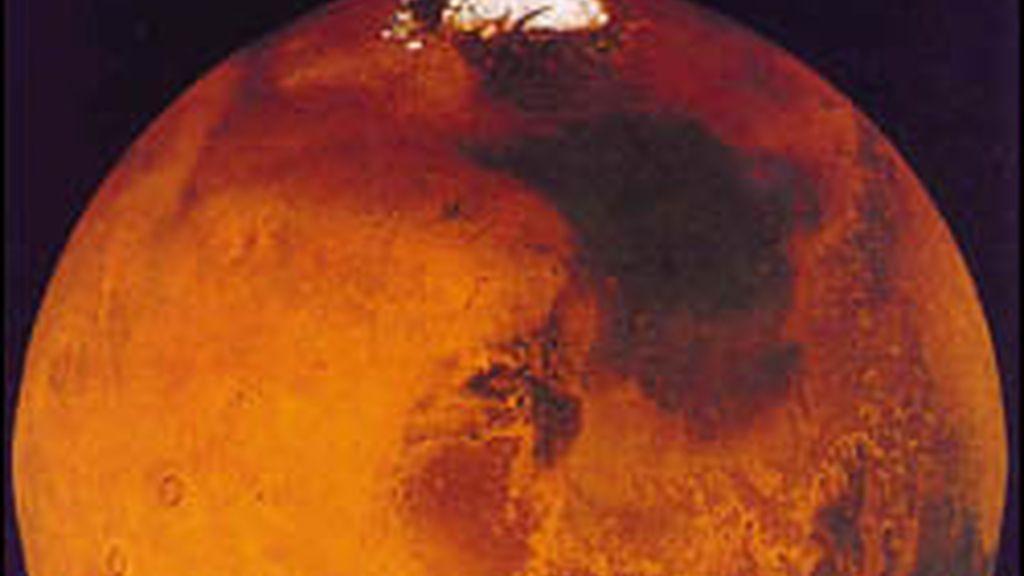El viaje tripulado al planeta rojo es una meta ya establecida en los programas espaciales de Estados Unidos, Rusia, China y los países miembros de la ESA.Foto NASA