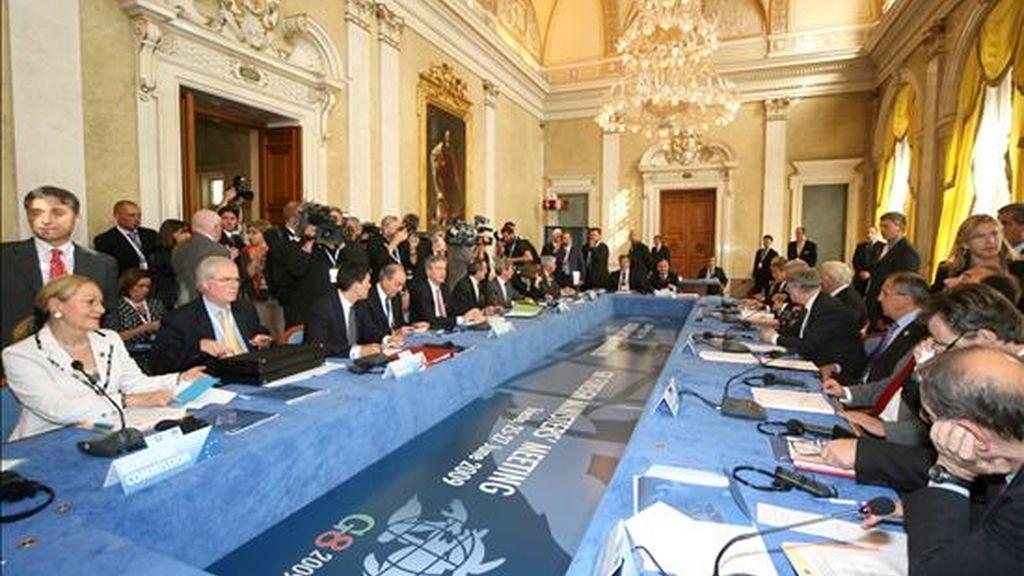 El Programa Global de Asociación Contra la Proliferación de Armas y Materiales de Destrucción Masiva fue iniciado hace siete años por el G-8, grupo que se encuentra reunido en Trieste (Italia), en su cumbre anual. EFE
