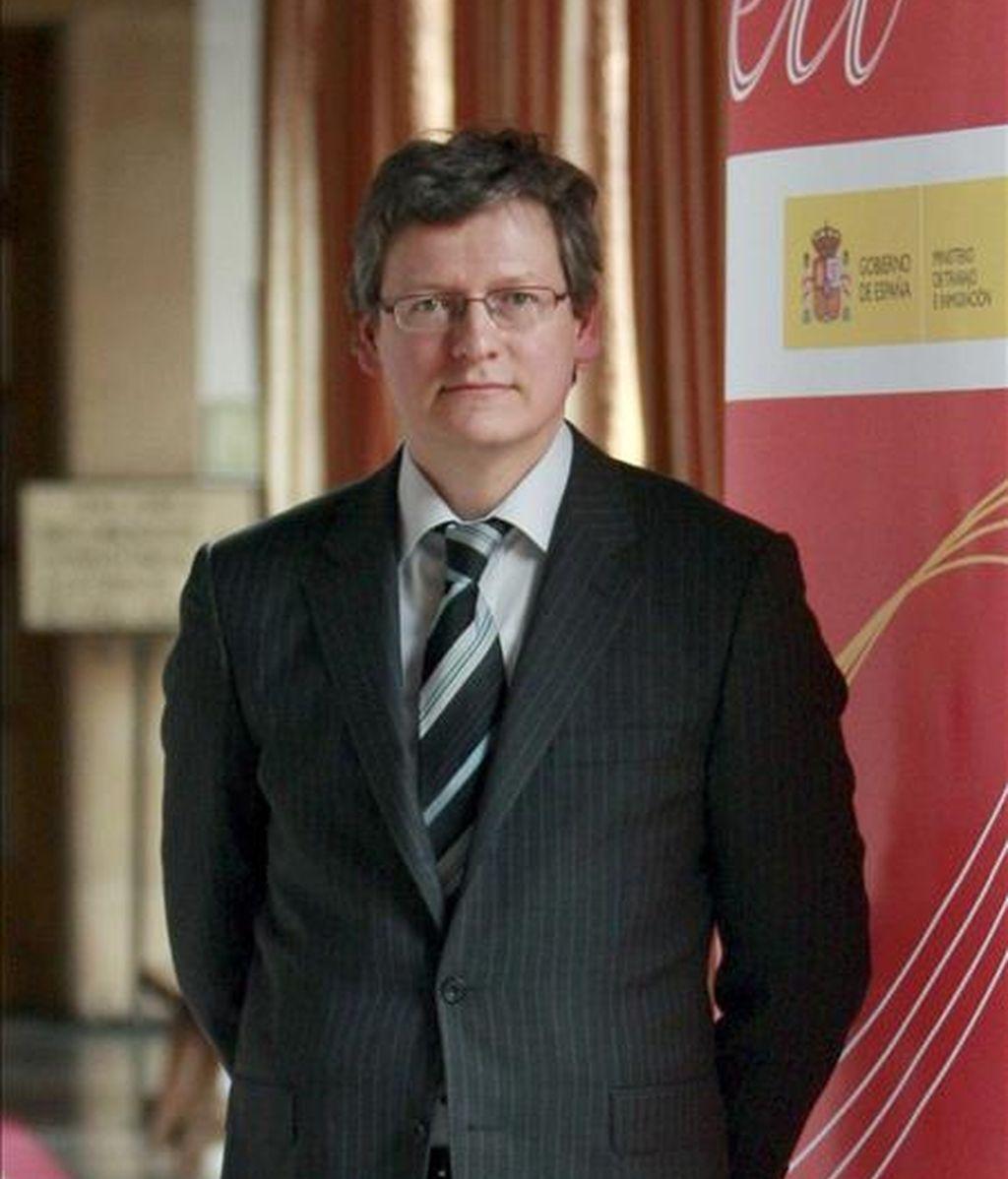 En la imagen, el comisario europeo de Empleo y Asuntos Sociales, Laszlo Andor. EFE/Archivo