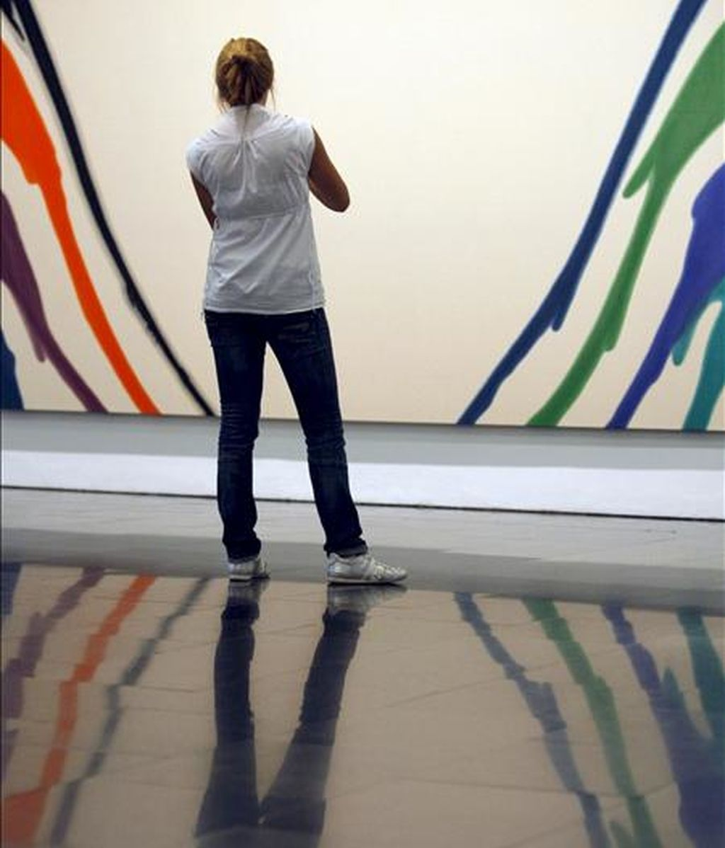 """El MACBA ha fundado la red museística """"L'Internationale"""", junto con otros tres museos y archivos europeos, con el objetivo de cuestionar de forma plural las narrativas del arte e investigar nuevas líneas, según ha informado el museo barcelonés. EFE/Archivo"""