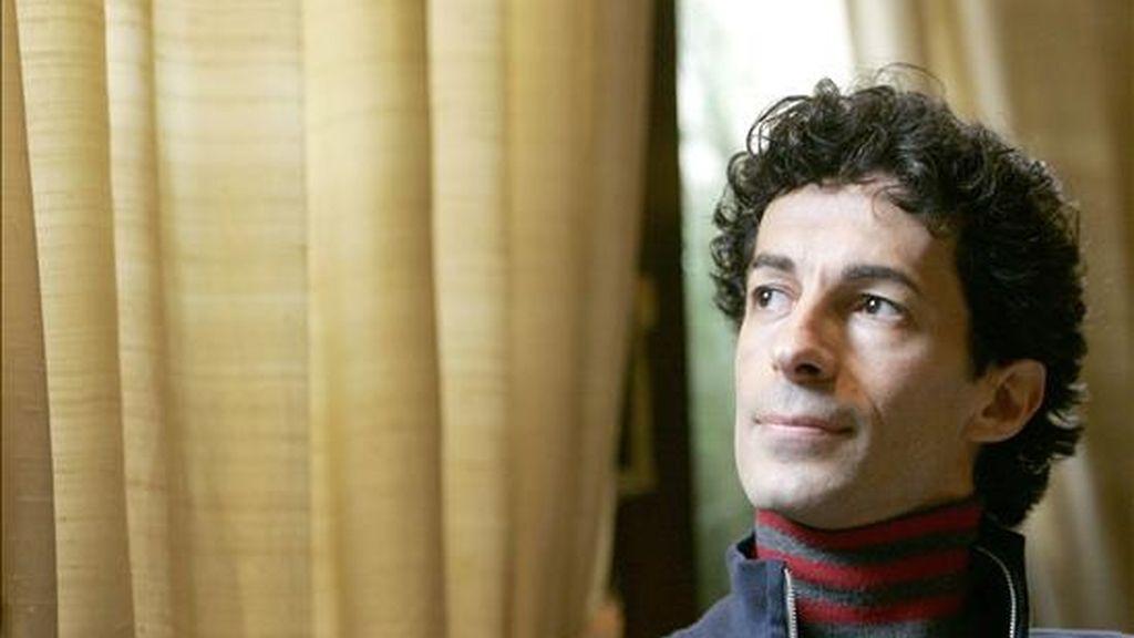 El bailarín José Martínez , estrella del Ballet de la Opera de París y Premio Nacional de Danza 1999. EFE/Archivo
