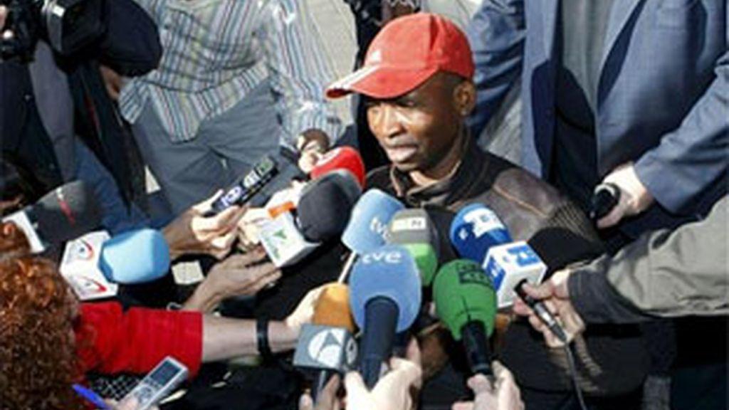 La condena a Roberto Alonso no compensa en absoluto lo sufrido por Miwa Buene. Foto: EFE