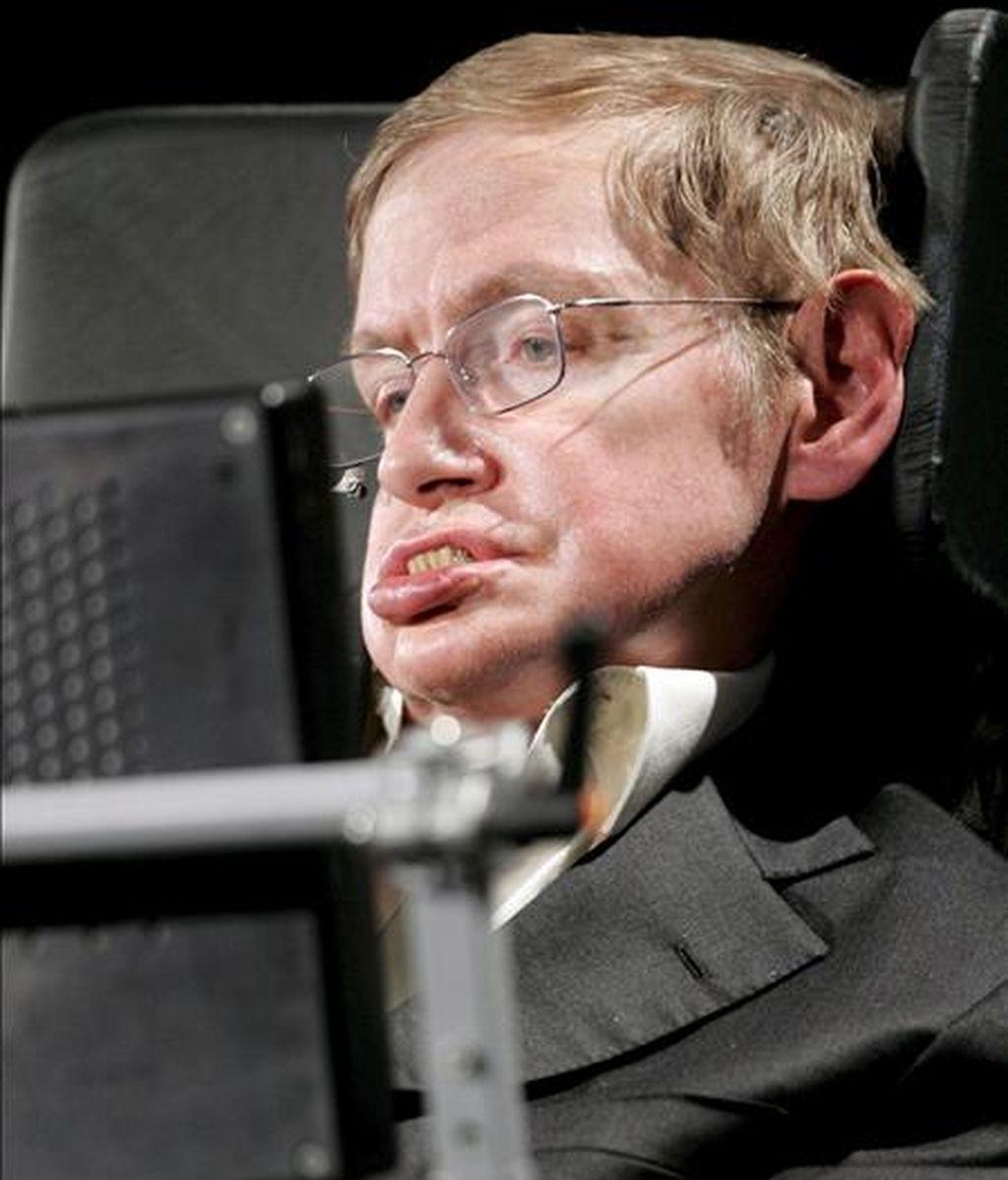 El científico británico Stephen Hawking. EFE/Archivo