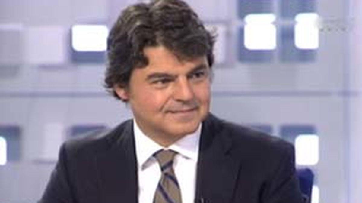 Jorge Moragas,coordinador de presidencia y relaciones internacinales del PP, en La Mirada Crítica.