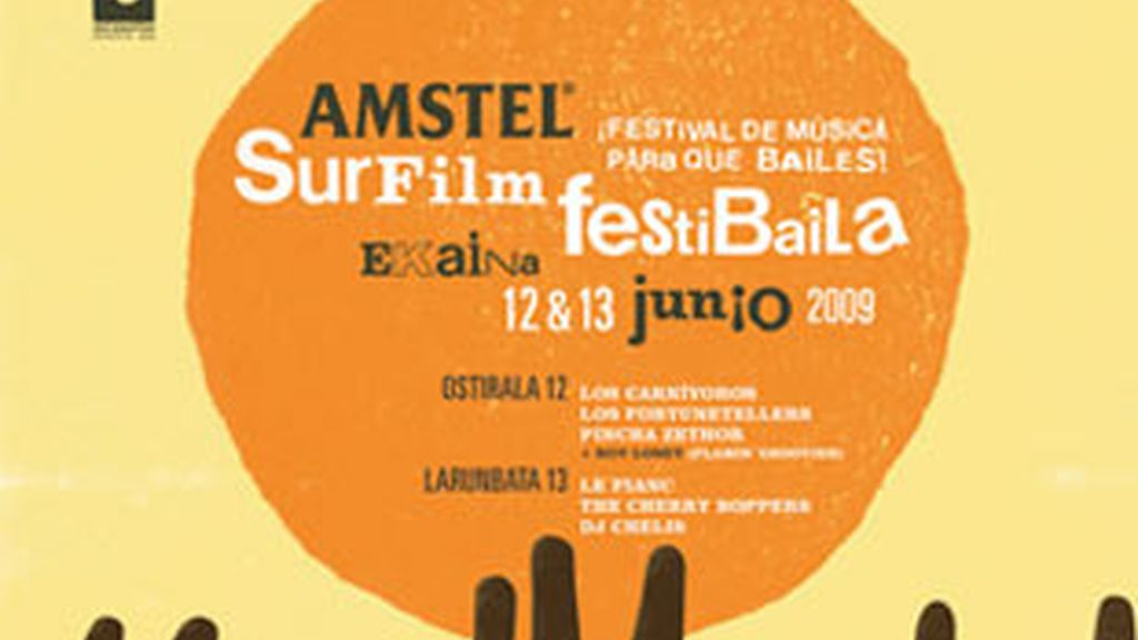 El conocido Amstel Surf Film Festival ya está en marcha con un cartel de lujo.