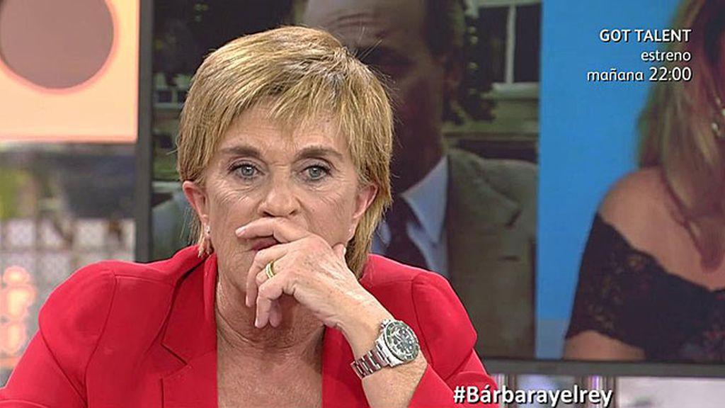 """Chelo: """"Guardé unas grabaciones de Bárbara en mi casa hasta que me sentí vigilada"""""""